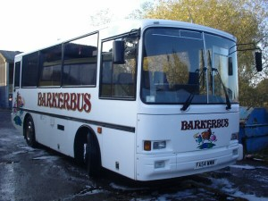 One of our old midi-buses