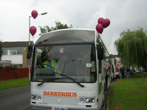 We always like to support local charities. Especially if we can enjoy ourselves as well even better. Hoddesdon and Broxbourne Carnival had our support each year. When it came to an end we were very disappointed.